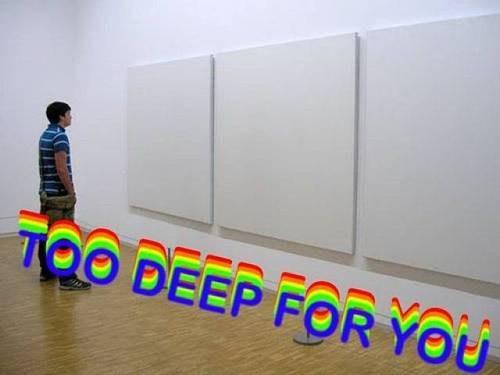 modern art,hipster,deep