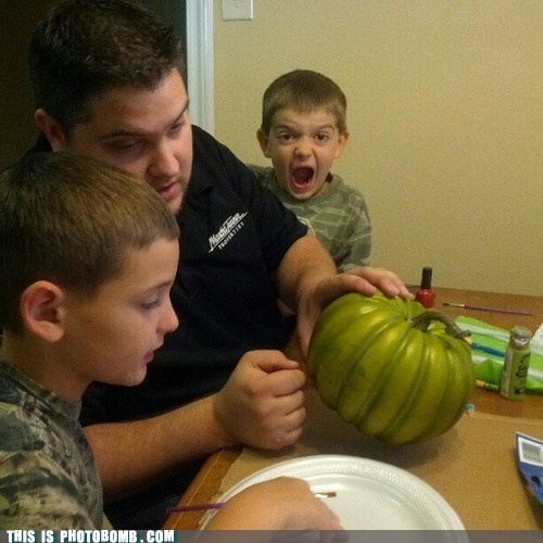 pumpkins kids halloween tomorrow - 6717342464