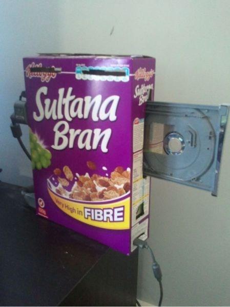 cereal box xbox case breakfast of champions xbox 360 - 6717533184
