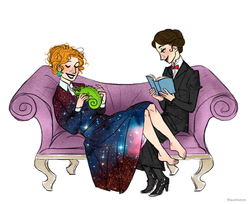 crossover to ship or not to ship mary poppins Fan Art Miss Frizzle - 6717581312
