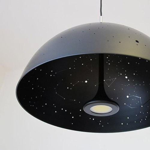 constellations home decorated lamp light stars pinholes