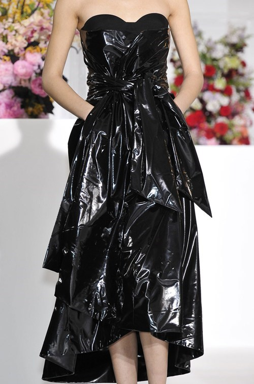 fashion style garbage bag dress if style could kill - 6717845504