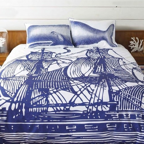 bedding bed design sheets moby dick - 6717948160