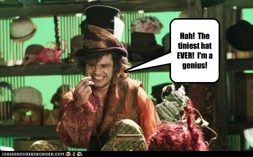 jefferson,mad hatter,once upon a time,sebastian stan,tiny,milliner,genius