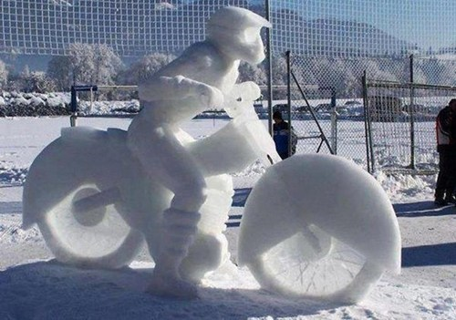snow design frozen bike - 6717967872