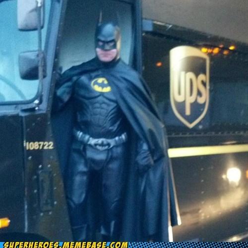 costume UPS nice package batman - 6718229760