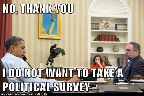 no thank you annoying call phone dont-want barack obama survey - 6718262016