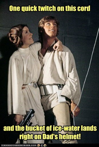 star wars kids luke skywalker carrie fisher prank twitch Princess Leia cord Mark Hamill - 6718402048