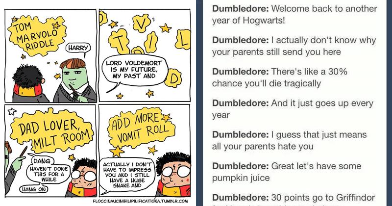 memes of harry potter
