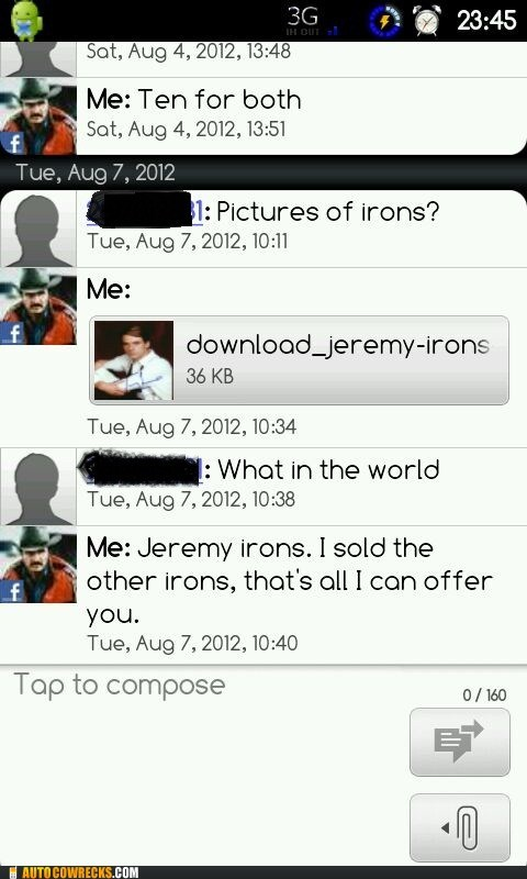 irons androi Jeremy Irons literally - 6718475264