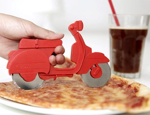 moped cooking pizza design utensil kitchen - 6718814464