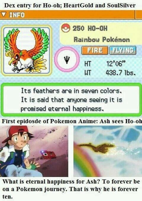 ash,ho-oh,anime,makes so much sense