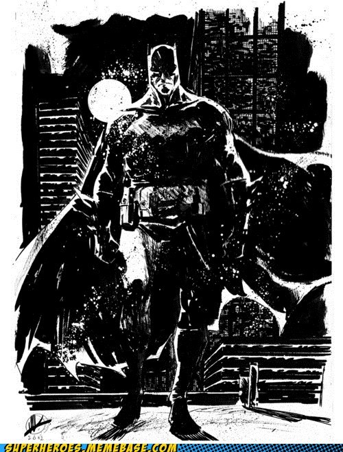 dark knight gritty batman - 6719649280