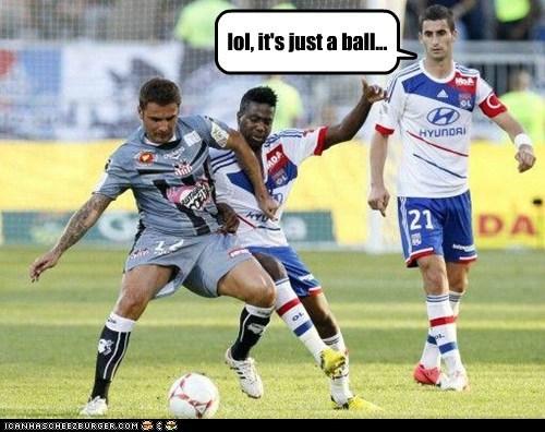 Smart Footballer