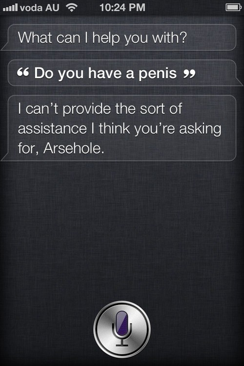 siri not what you want trying junk - 6719728896