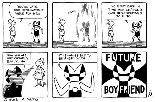 foiled tall penguin future boyfriend - 6719736576