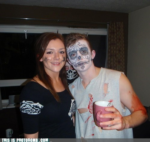 scary halloween costume - 6719771136