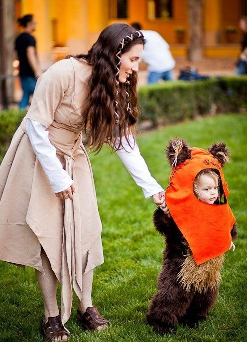 cosplay reader star wars ewok - 6719798016