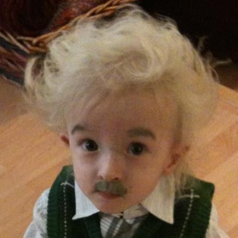 costume,baby Einstein,halloween,children