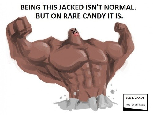 Not Even Once,rare candy,diglett wednesday,diglett