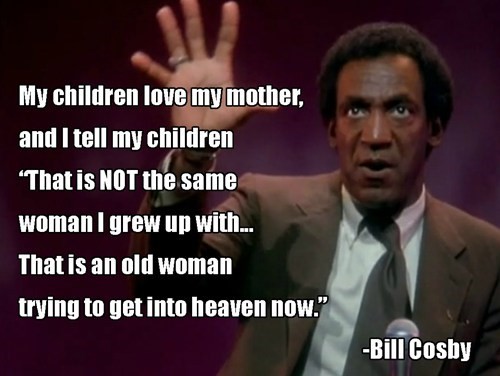 mother bill cosby g rated Parenting FAILS
