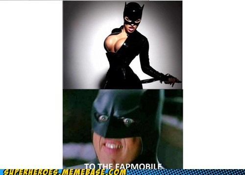 Sexy Ladies,batmobile,fapping,catwoman