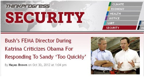 criticism lolwut barack obama hurricane sandy politics Hall of Fame best of week - 6720506880