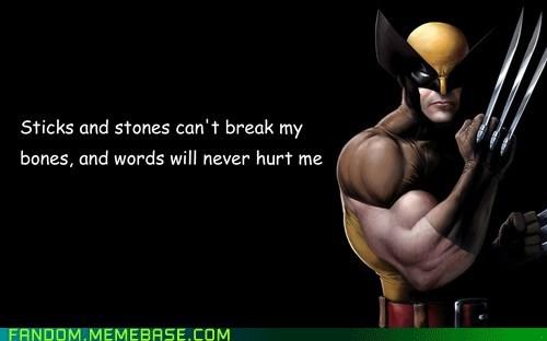 quotes Fan Art wolverine - 6720772096