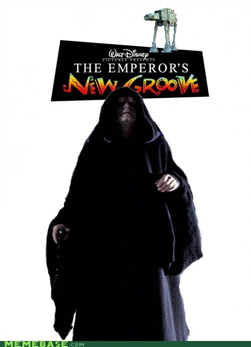 disney star wars emperors-new-groove