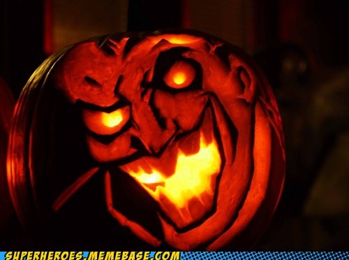 joker,art,jack o lanterns