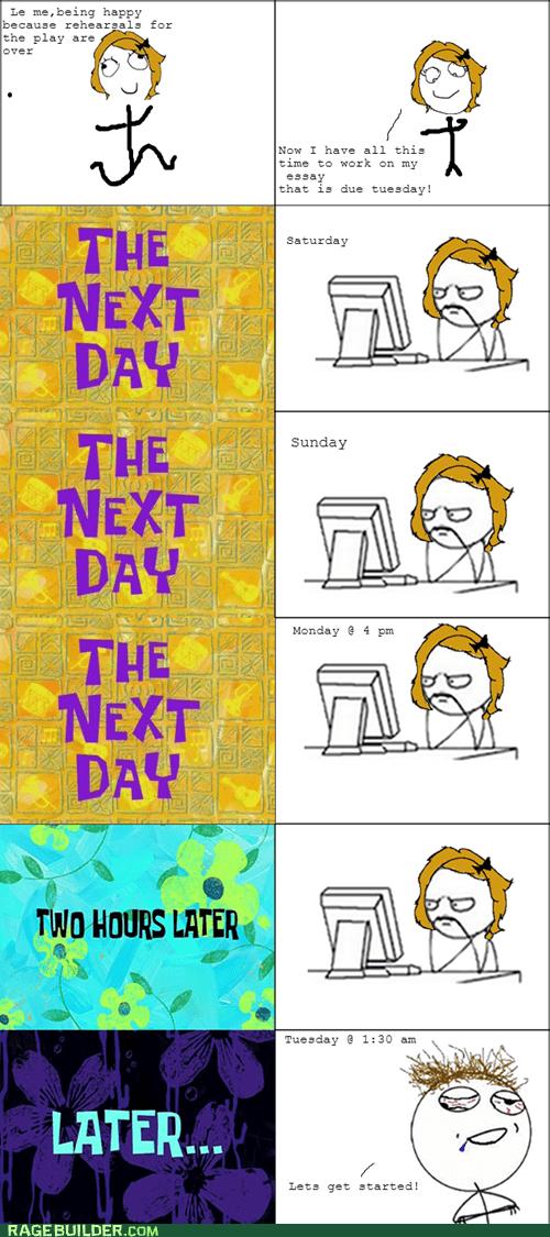 procrastination challenge completed truancy story - 6721338624