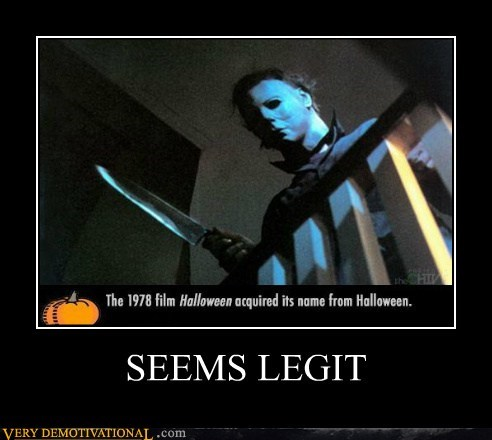halloween,Movie,seems legit