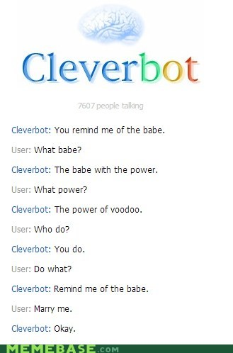 quotes Cleverbot labyrinth - 6721368320