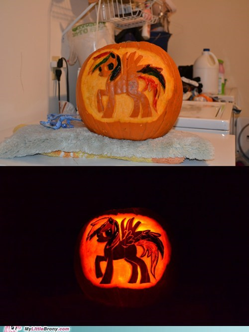 This pumpkin is 20% Cooler!