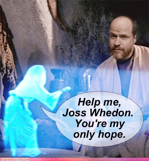 shoop director star wars Movie celeb Joss Whedon funny - 6722294016