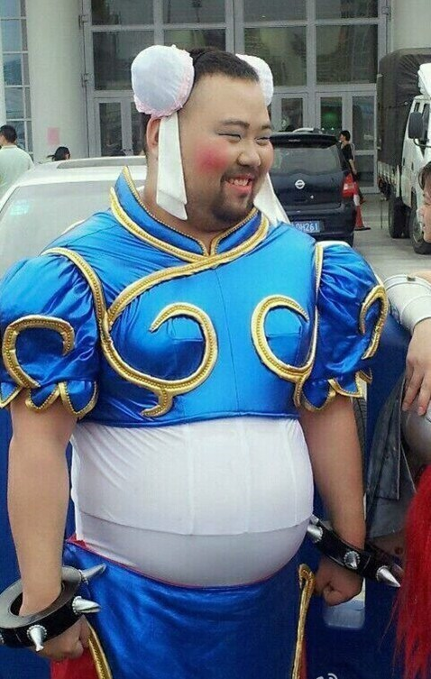 halloween costumes chun li Street fighter - 6722978560