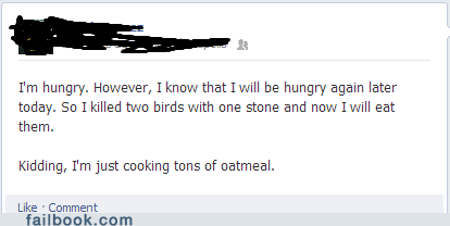 hungry,breakfast,birds,oatmeal