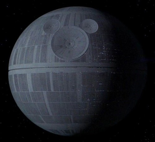 disney star wars Death Star funny - 6723040768