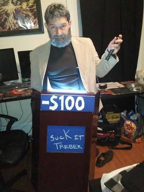 Jeopardy halloween costumes sean connery poorly dressed - 6723061504