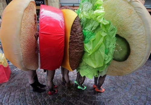 halloween costumes,hamburger