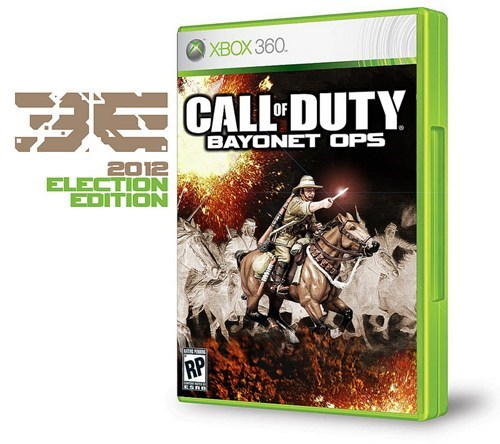 call of duty almost over bayonet ops thank God election - 6723139584