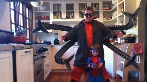 costume doc ock halloween Spider-Man - 6723636992