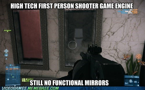 FPS annoying mirrors battlefield - 6723659776