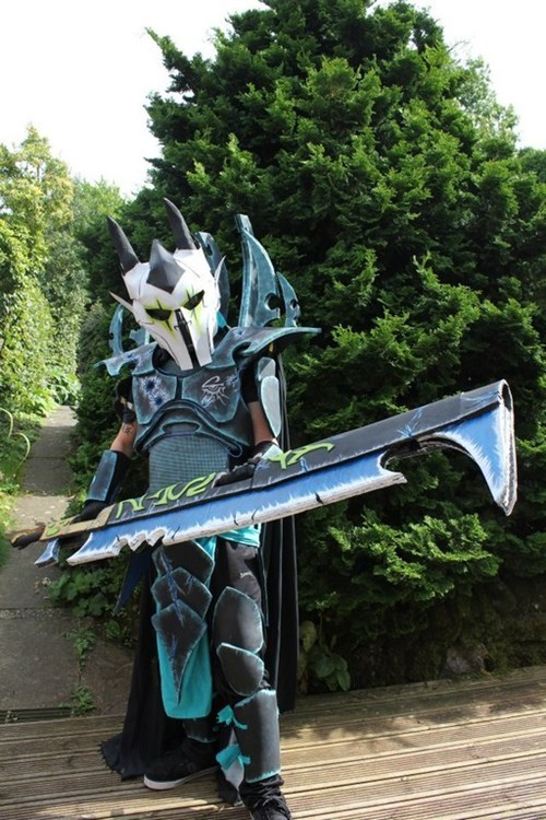 cosplay warhammer 40k video games - 6723689984
