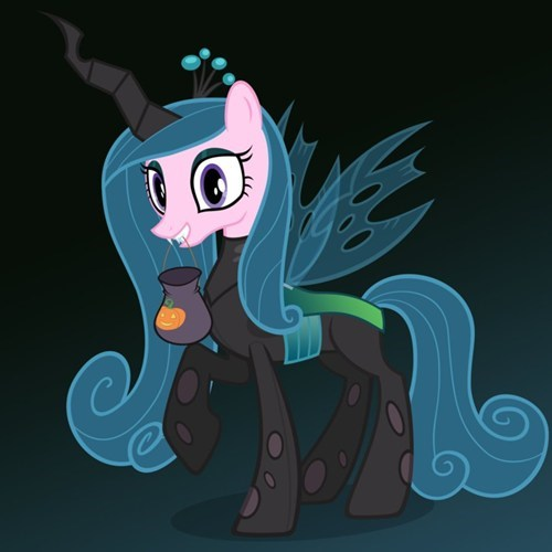 costume,nightmare night,cadence