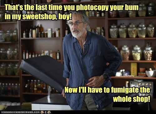 david strathairn lee rosen butt shop photocopy office party angry Alphas - 6724032000