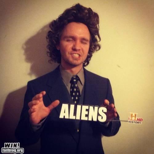 costume Aliens halloween ancient aliens - 6724263168