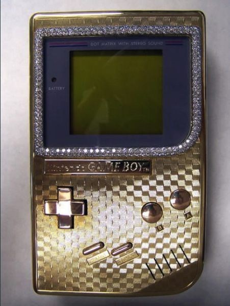 nerdgasm video games gameboy pimp - 6724319232
