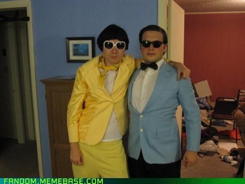 cosplay,halloween,gangnam style