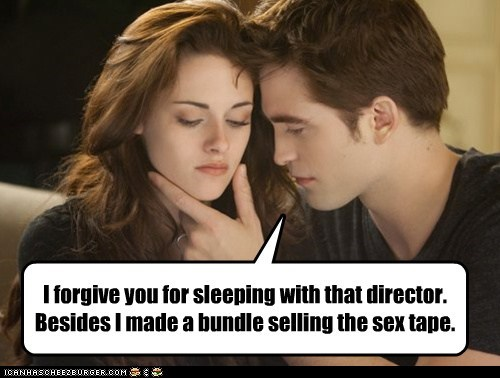 kristen stewart actor robert pattinson twilight celeb funny - 6724542208